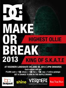 8312497b9 Congratulations to the winners DC Make or Break 2013 :